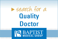 Search for a quality doctor.