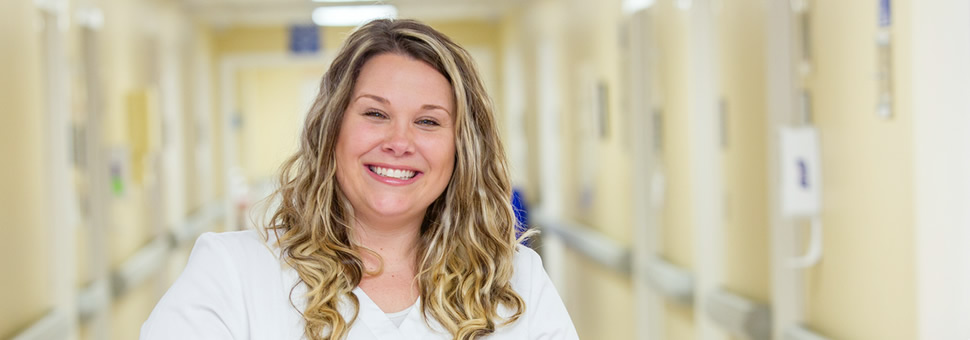 Rachel F., R.N., Baptist Hospital - Oncology