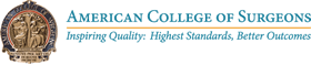 logo: American College of Surgeons