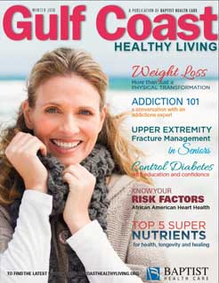 Gulf Coast Health & Life Magazine: Winter 2018
