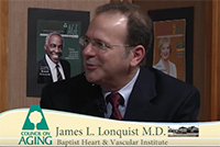 Dr. Lonquist - Leg Vein Issues?—Treat the whole person!