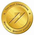 The Joint Commission National Quality Approval Award